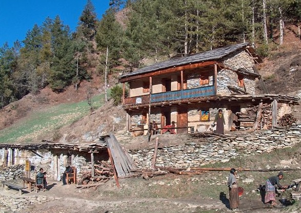 Murma top lodge - Hotel Rara lake