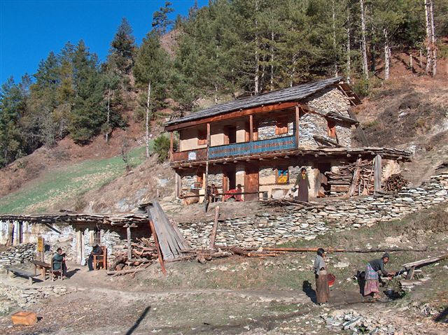 Murma top lodge - Rara lake